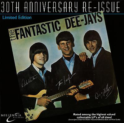 The Fantastic Dee-Jays - 30th Anniversary Re-Issue (LP, Album, Ltd, P/Unofficial, RE, Used)Used Records