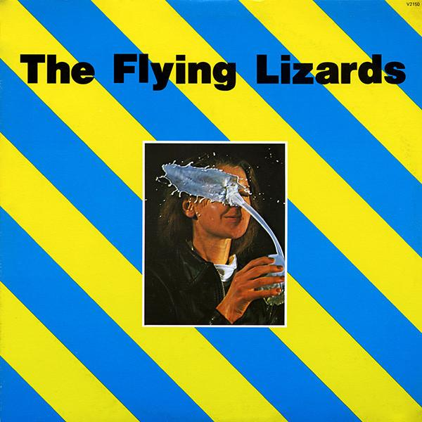 The Flying Lizards - The Flying Lizards (LP, Album, Used)Used Records