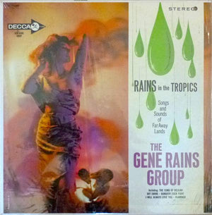 The Gene Rains Group - Rains In The Tropics (LP, Album, Used)Used Records