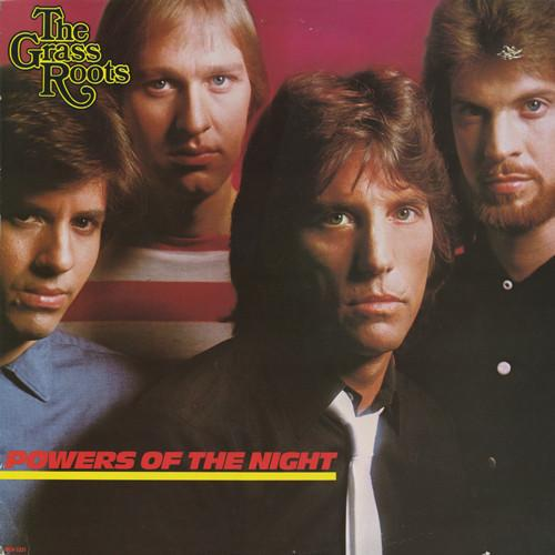 The Grass Roots - Powers Of The Night (LP, Album, Used)Used Records