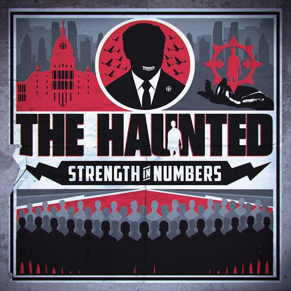 The Haunted - Strength In Numbers (Limited Edition)Vinyl