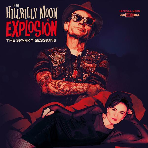 The Hillbilly Moon Explosion - The Sparky SessionsVinyl