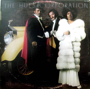 The Hues Corporation - Not So Shabby (LP, Album, Used)Used Records