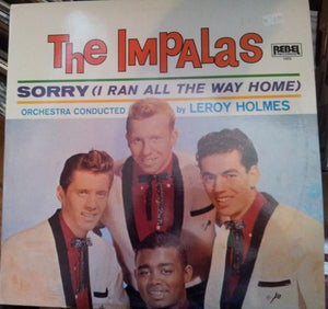 The Impalas - Sorry (I Ran All The Way Home) (LP, Album, RE, Used)Used Records