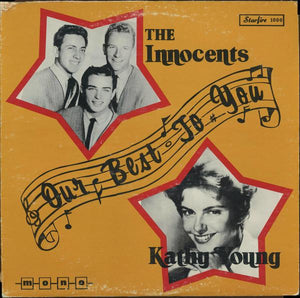 The Innocents - Our Best To You (LP, Album, Comp, Mono, Red, Used)Used Records