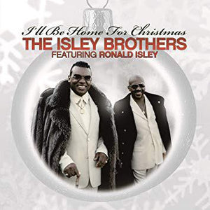 The Isley Brothers - I'll Be Home For ChristmasVinyl