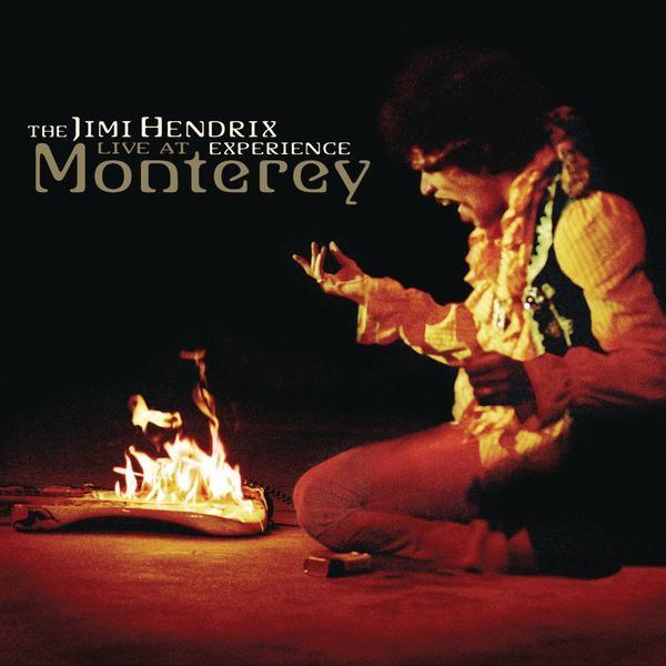 The Jimi Hendrix Experience - Live At MontereyVinyl