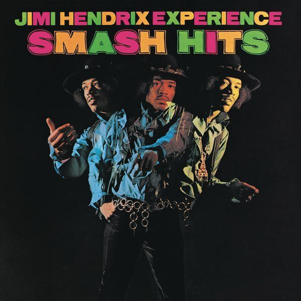 The Jimi Hendrix Experience - Smash Hits (Limited Edition, Numbered, Reissue, Remastered)Vinyl
