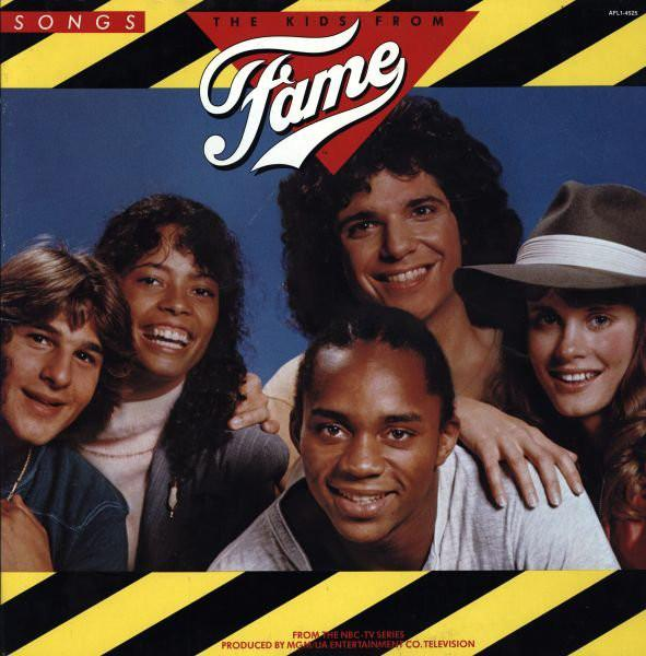 The Kids From Fame - Songs (LP, Used)Used Records