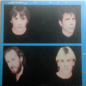 "The Kings - R.S.V.P. (12"", EP, Used)Used Records"