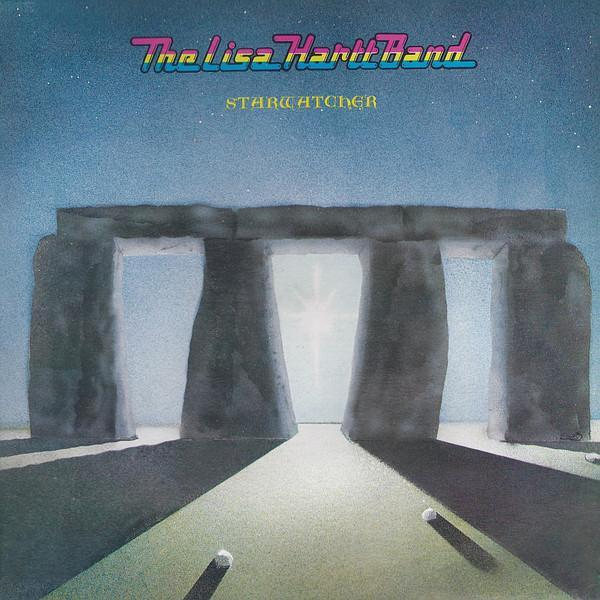The Lisa Hartt Band - Starwatcher (LP, Album, Used)Used Records