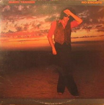 The Marc Tanner Band - No Escape (LP, Album, Used)Used Records
