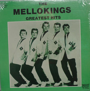 The Mello Kings - The Mellokings Greatest Hits (LP, Comp, Mono, RE, Used)Used Records