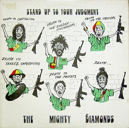 The Mighty Diamonds - Stand Up To Your Judgement (LP, Album, Used)Used Records