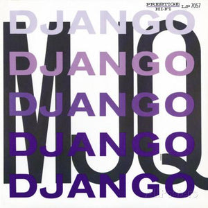 The Modern Jazz Quartet - Django (Reissue, Repress)Vinyl
