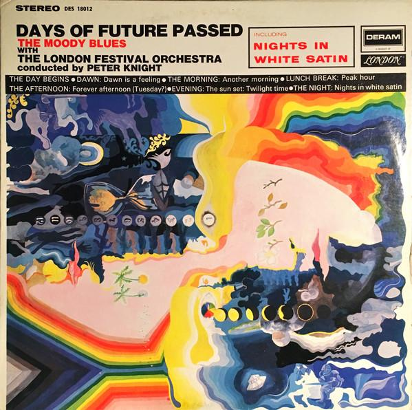 The Moody Blues - Days Of Future Passed (LP, Album, Used)Used Records