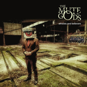 The Mute Gods - Atheists And Believers (2LP, Single Sided, Etched, +CD)Vinyl