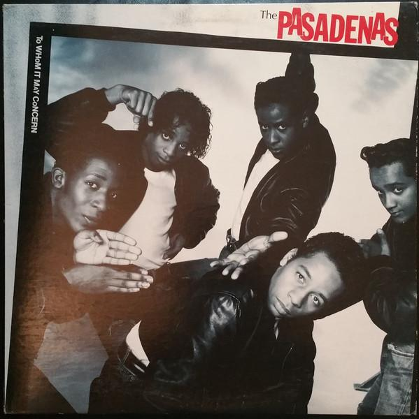 The Pasadenas - To Whom It May Concern (LP, Album, Used)Used Records