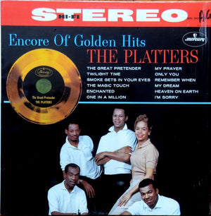 The Platters - Encore Of Golden Hits (LP, Comp, Used)Used Records