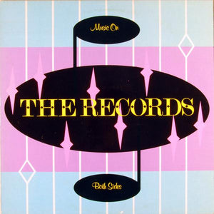 The Records - Music On Both Sides (LP, Album, Used)Used Records
