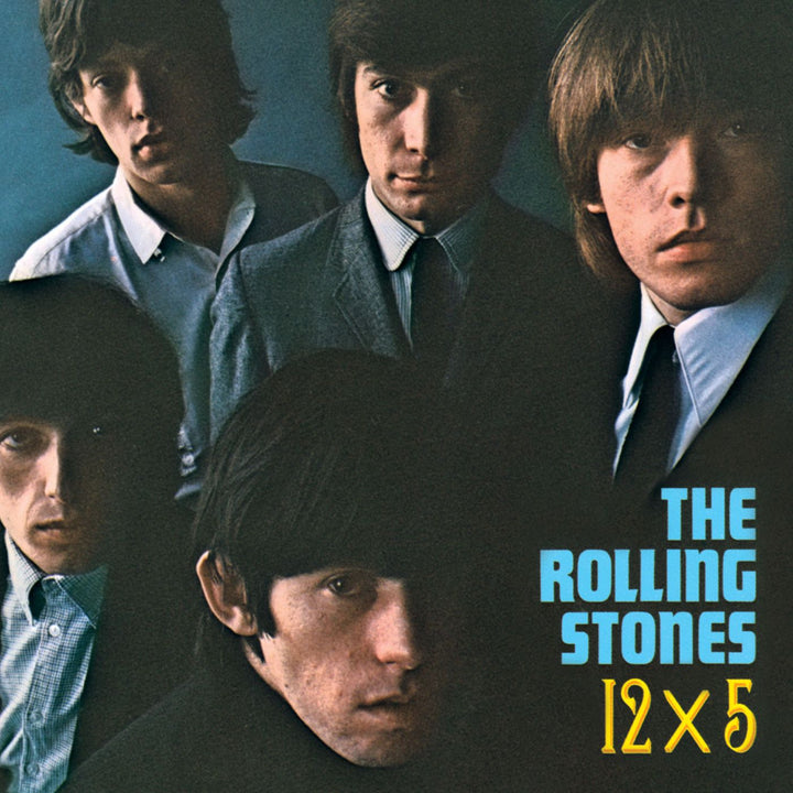 The Rolling Stones - 12 X 5 (Reissue, Remastered)Vinyl