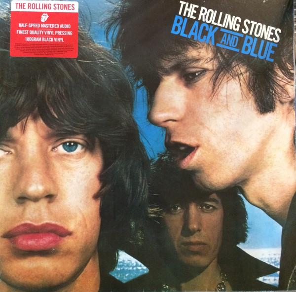 The Rolling Stones - Black And Blue (Reissue, Remastered)Vinyl