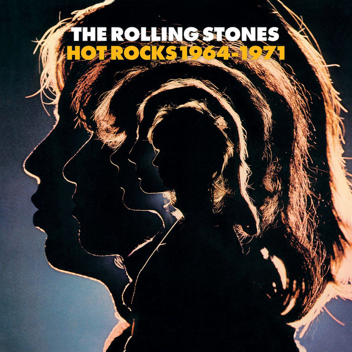 The Rolling Stones - Hot Rocks 1964-1971 (2LP, Reissue, Remastered)Vinyl