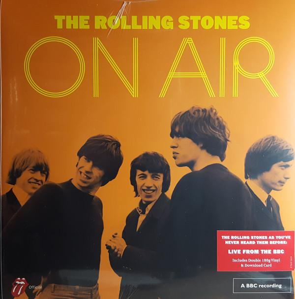 The Rolling Stones - The Rolling Stones On Air (2LP)Vinyl