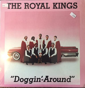 The Royal Kings - Doggin'-Around (LP, Album, Used)Used Records