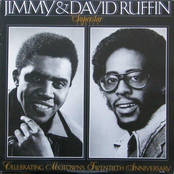 The Ruffin Brothers - Jimmy & David Ruffin (LP, Comp, Used)Used Records