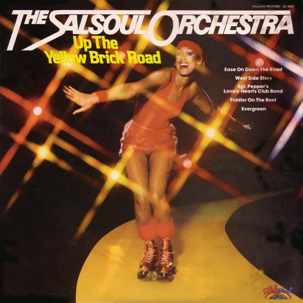 The Salsoul Orchestra - Up The Yellow Brick Road (LP, Album, Used)Used Records