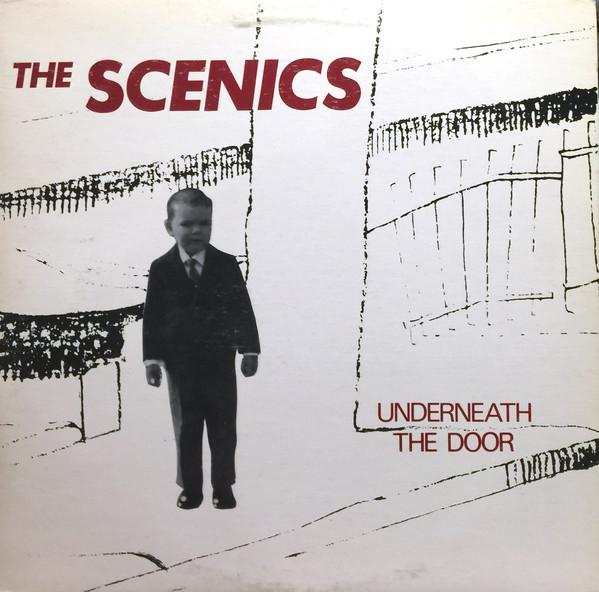 The Scenics - Underneath The Door (LP, Used)Used Records
