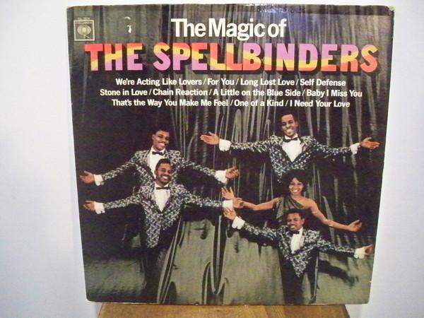 The Spellbinders - The Magic Of (LP, Mono, Used)Used Records