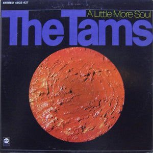 The Tams - A Little More Soul (LP, Album, Used)Used Records