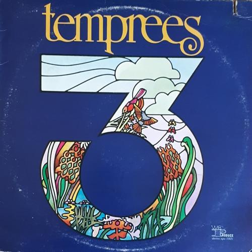 The Temprees - Three (LP, Album, Used)Used Records
