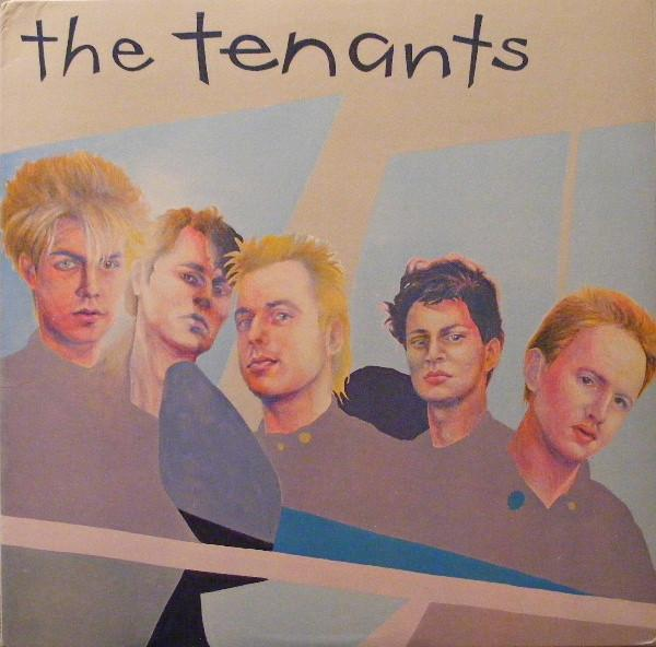 The Tenants - The Tenants (LP, Album, Used)Used Records
