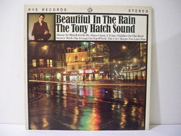 The Tony Hatch Sound - Beautiful In The Rain (LP, Used)Used Records