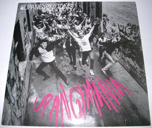 The Upangybottoms - Upangymania (LP, Used)Used Records