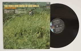 The Voice And Band Of Bob Wills - A Country Walk (LP, Album, Used)Used Records