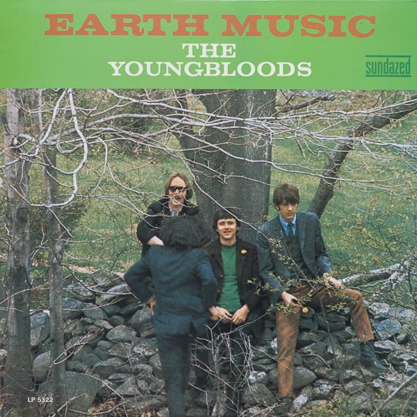 The Youngbloods - Earth Music (Reissue)Vinyl