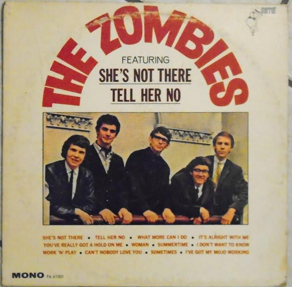 The Zombies - The Zombies (LP, Album, Mono, Used)Used Records