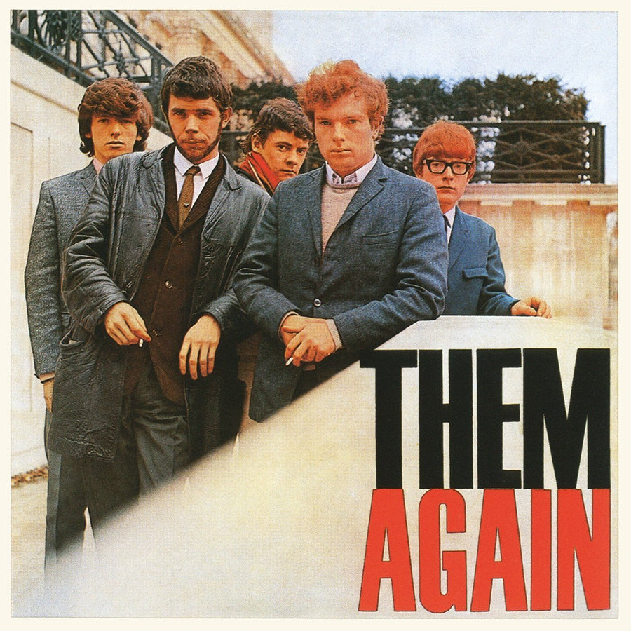 Them - Them Again (Reissue, Mono)Vinyl
