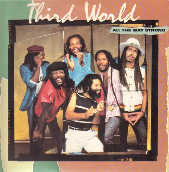 Third World - All The Way Strong (LP, Album, Used)Used Records