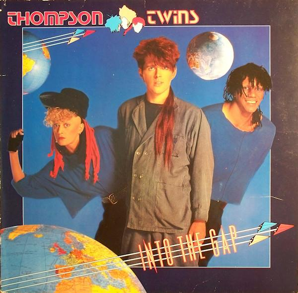 Thompson Twins - Into The Gap (LP, Album, Used)Used Records