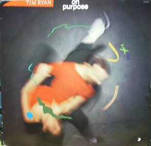 Tim Ryan - On Purpose (LP, Album, Used)Used Records