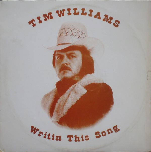 Tim Williams - Writin This Song (LP, Album, Used)Used Records