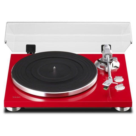 TEAC TN-300 Belt Drive Turntable With USB Output - Turntable - TEAC at Funky Moose Records