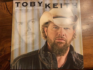 Toby Keith - Should Have Been A Cowboy (25th Anniversary Edition) (Reissue, Remastered)Vinyl