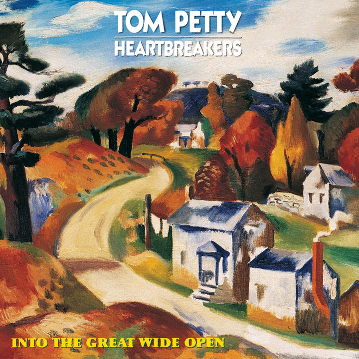 Tom Petty And The Heartbreakers - Into The Great Wide Open (Reissue, Remastered)Vinyl