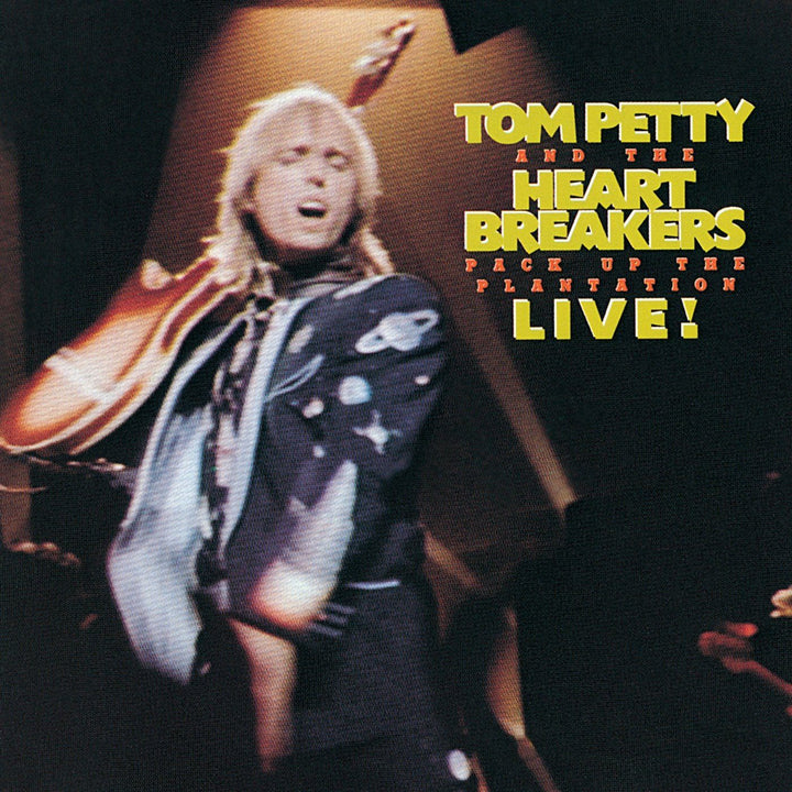 Tom Petty And The Heartbreakers - Pack Up The Plantation Live! (2LP, Reissue)Vinyl